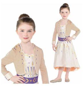 アナのドレス